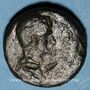 Münzen Auguste (27 av. - 14 ap. J-C). Bronze posthume. Berytus (Beyrouth)