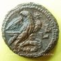 Münzen Aurélien (270-275). Tétradrachme. Alexandrie, an 4 (272-273). R/: aigle debout à droite