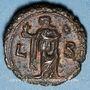 Münzen Carin, auguste (283-285). Tétradrachme. Alexandrie, 283-284