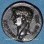 Münzen Claude (41-54). Cistophore. Ephèse, 41-42. R/: Diane d'Ephèse debout dans un temple