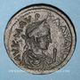 Münzen Claude II le Gothique (268-270). 10 assaria. Sagalassos (Pisidie)