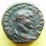 Münzen Claude II le Gothique (268-270). Tétradrachme. Alexandrie, an 2 (269-270). R/: aigle debout à droite
