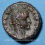 Münzen Claude II le Gothique (268-270). Tétradrachme, Alexandrie, an 2 (269-270). R/: Dikaiosyne assise à g