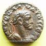 Münzen Claude II le Gothique (268-270). Tétradrachme. Alexandrie, an 2 (269-270). R/: le Nil et Euthénia
