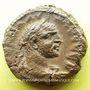 Münzen Claude II le Gothique (268-270). Tétradrachme. Alexandrie, an 3 (270-271). R/: aigle debout à droite