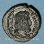 Münzen Crispine, épouse de Commode († 217). Bronze. Gadara (Syrie) 243 (= 179-180)