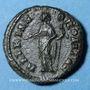 Münzen Elagabale (218-222). Bronze. 15 mm. Marcianopolis (Moésie Inférieure). R/: divinité féminine