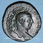 Münzen Elagabale (218-222). Bronze. 23,49 mm. Nicée (Bithynie)