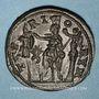 Münzen Elagabale (218-222). Bronze. 32,51 mm. Tyr (Phénicie). R/: Astarté debout de face