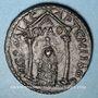 Münzen Gallien (253-268). 10 assaria. Pergé (Pamphylie)