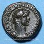 Münzen Gallien (253-268). Tétradrachme. Alexandrie, an 15 (267-268). R/: aigle debout à droite