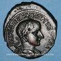 Münzen Gordien III (238-244). Bronze. Deultum (Thrace)