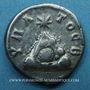 Münzen Lucius Vérus (161-169). Didrachme. Césarée de Cappadoce