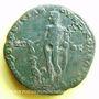 Münzen Macrin (217-218). Bronze. 26 mm. Nikopolis ad Mestrum (Moésie inférieure). R/: Hermès.  R !