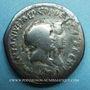 Münzen Marc Antoine et Octavie. Cistophore. Ephèse ( ?), 39 av. J-C. R/: Dyonisos debout  /ciste mystique