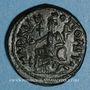 Münzen Septime Sévère (193-211). Bronze. Marcianopolis (Moésie). R/: Cybèle