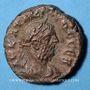 Münzen Tacite (275-276). Tétradrachme. Alexandrie, an 1 (275-276). R/: Elpis debout à gauche