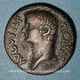 Münzen Tibère (14-37). Bronze. Oéa (Syrtique), après 22-23
