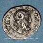 Münzen Trajan (98-117). Drachme. Cyrène (Cyrénaïque), 100