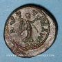 Münzen Vespasien Néotéros. Bronze frappé sous Domitien. Smyrne, vers 95 ap. J-C