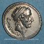 Münzen République romaine. L. Marcius Philippus (vers 56 av. J-C). Denier