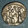 Münzen République romaine. M. Furius L. f. Philus (vers 119 av. J-C). Denier