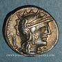 Münzen République romaine. M. Opimius (vers 131 av. J-C). Denier