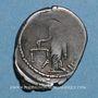 Münzen République romaine. Mn. Cordius Rufus (vers 46 av. J-C). Denier