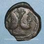 Münzen République romaine. Monnayage anonyme (169-158 av. J-C). As