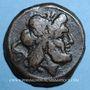 Münzen République romaine. Monnayage anonyme (211-206 av. J-C). Semis. Rome
