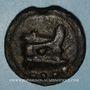 Münzen République romaine. Monnayage anonyme (222-205 av. J-C). Triens