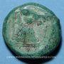Münzen République romaine. Monnayage anonyme. Litra, 273-270 av. J-C