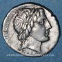 Münzen République romaine. Monnayage anonyme (vers 86 av. J-C). Denier