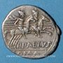 Münzen République romaine. P. Aelius Paetus (vers 138 av. J-C). Denier
