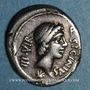 Münzen République romaine. Q. Sicinius et C. Coponius (vers 49 av. J-C). Denier
