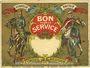 Münzen Bon pour le service. Carton imprimé. 156 x 118 mm