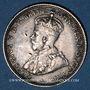 Münzen Australie. Georges V (1910-1936). 1 shilling 1912