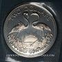 Münzen Bahamas. 2 dollars 1974. Argent