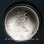 Münzen Canada. Elisabeth II (1952- /). 10 dollars 1974. J.O. Montréal. Tête de Zeus