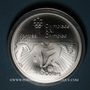 Münzen Canada. Elisabeth II (1952- /). 10 dollars 1976. J.O. Montréal. Football