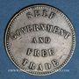 Münzen Canada. Ile du Prince Edouard. 1/2 penny 1857