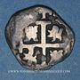 Münzen Chili. Charles II (1665-1700). 1 real 1697 L H, Lima