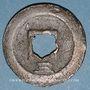 Münzen Chine. Les Song du Sud. Ning Zong (1194-1224) -ère Quing Yuan (1195-1200). 2 cash an 3. Style sungti