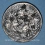 Münzen Chine. Qing. Monnaies étrangères en argent contremarquées -Mexique, 8 réales 1872Mo, diverses contr.