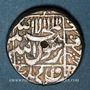 Münzen Inde. Empire Moghol. Muhammad Shah Jahan (1037-68H = 1628-58). Roupie an 23