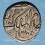 Münzen Inde. Hyderabad. Mir Mahbub Ali Khan (1285-1329H = 1869-1911). 1/8 roupie, 1308H