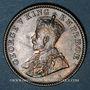 Münzen Indes Anglaises. Georges V (1910-1936). 1/4 anna 1936 (c). Calcutta