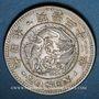 Münzen Japon. Mutsuhito (Meiji Tenno) (1867-1912). 20 sen, an 32 (1899)