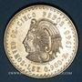 Münzen Mexique. 2e République. 5 pesos 1948
