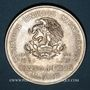 Münzen Mexique. 2e République. 5 pesos 1953